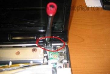 لتكمل الصورة – شرح فك وتركيب أكثر الاجهزة إنتشاراً HP DV6000