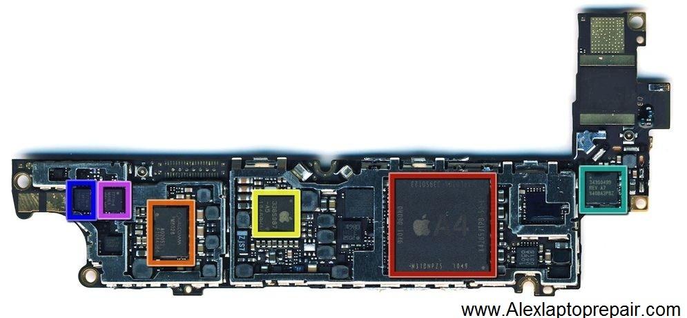 جهاز Iphone 4 Schematics Diagramon Toshiba Satellite Schematic Diagram