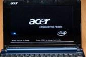شحن البايوس وحل مشكلة الـشاشة السوداء لموديلات الـ Acer Aspire One بدون فتح الجهاز