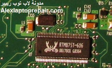 l300 laptop repair clockgenerator