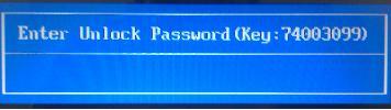 Enter_unlock_password_key_by_HP