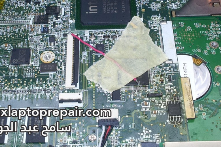 حل مشكلة جهاز إيسر لا يعمل باور  Acer Aspire no power