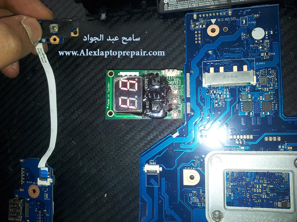 compaq 15 no display - nodata-no boot post 4