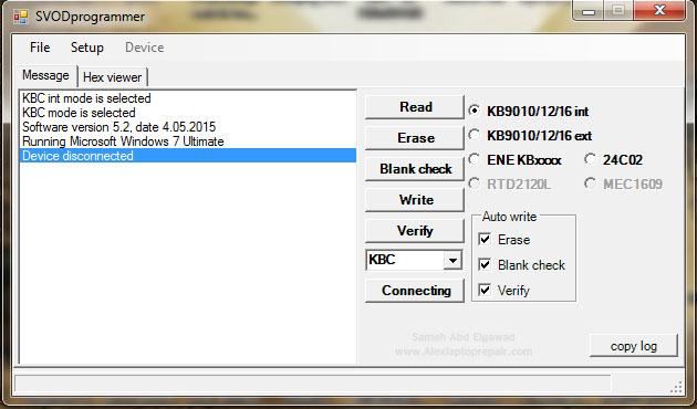 svod alexlaptoprepair software