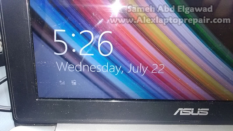asus x201 not charger2