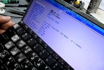 مثال على حل مشكلة صفارات أجهزة الديل dell beeping codes startup