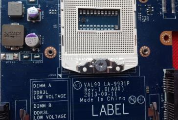 ملفات بايوس مسحوبة لجهاز ديل Dell Latitude E6440 VAL90 LA-9931P bios dump