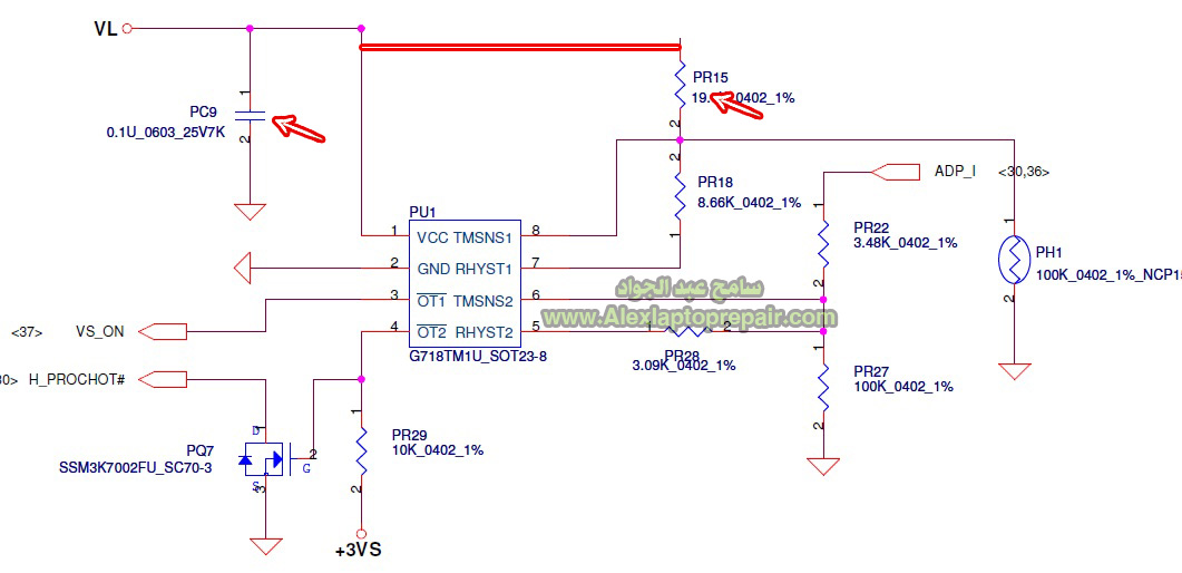 toshiba schematic no display alexlaptoprepair