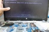 لاب توب اتش بي برو بوك لا يعرض HP PROBOOK 4540S, NO DISPLAY WHEN TURN ON