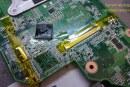 اصلاح عطل باور فى لاب توب اتش بي HP cq85 power issue repair