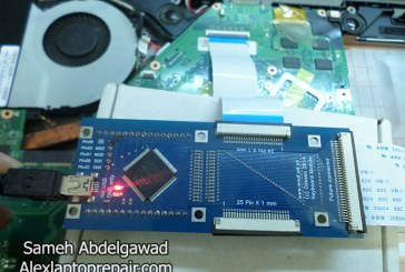 حل مشكلة الباور فى لاب توب أسوس Asus X550 i7 Notebook won't turn on ITE8585