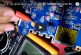 [فيديو] تتبع عطل لاب توب توشيبا يشتغل باور ثواني ويفصل laptop turns on for 2 seconds then shuts off