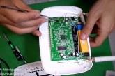 [فيديو] صيانة عطل باور في راوتر تي بي لينك TP-Link TL-WR842ND router power boot problem