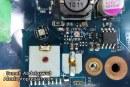 لاب توب توشيبا يضئ ولا يعمل باور Toshiba satellite power issues